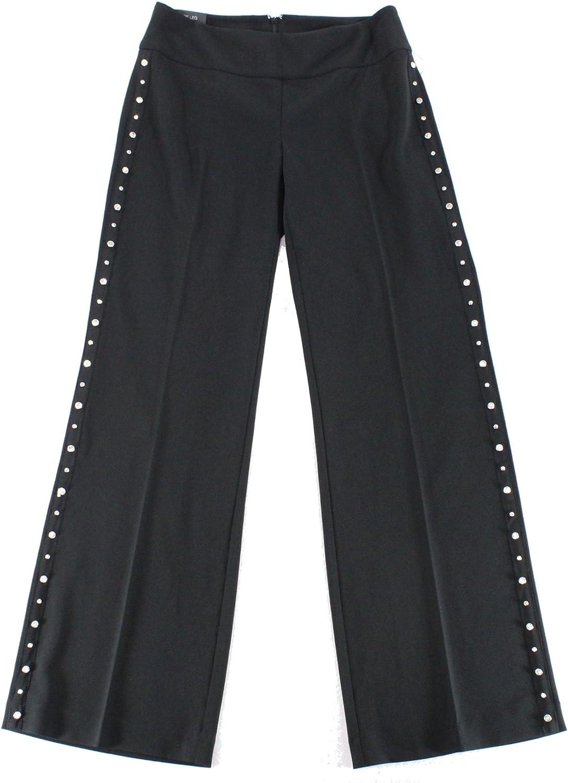 INC International Concepts SideStud WideLeg Pants