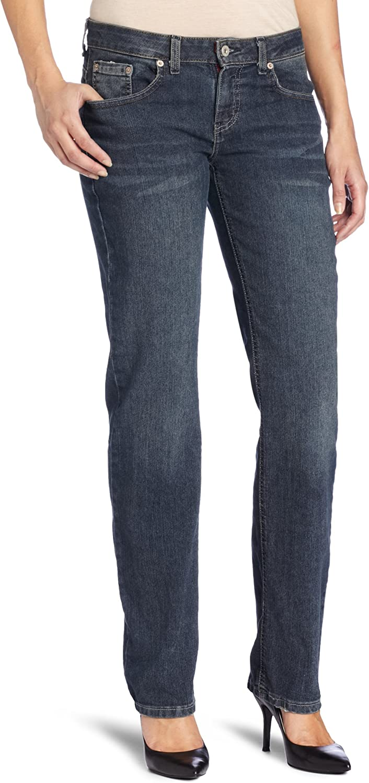 Dickies Women's Relaxed Straight Leg Jean