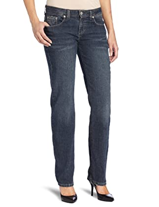 Dickie's Women's Relaxed Straight Leg Jean