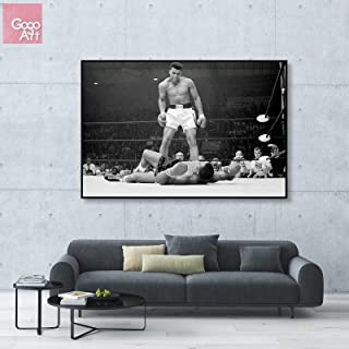 Best muhammad ali oil painting Reviews
