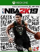 NBA 2K19 - Xbox One (Renewed)