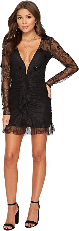 For Love and Lemons - Daisy Lace Mini Dress