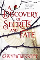 A Discovery of Secrets and Fate (Chronicles of the Stone Veil Book 2) Kindle Edition