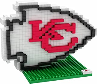 NFL Team BRXLZ 3D Logo Puzzle Set (packaging may vary)