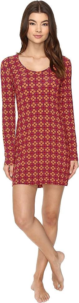 Mingle Printed Modal Sleepshirt