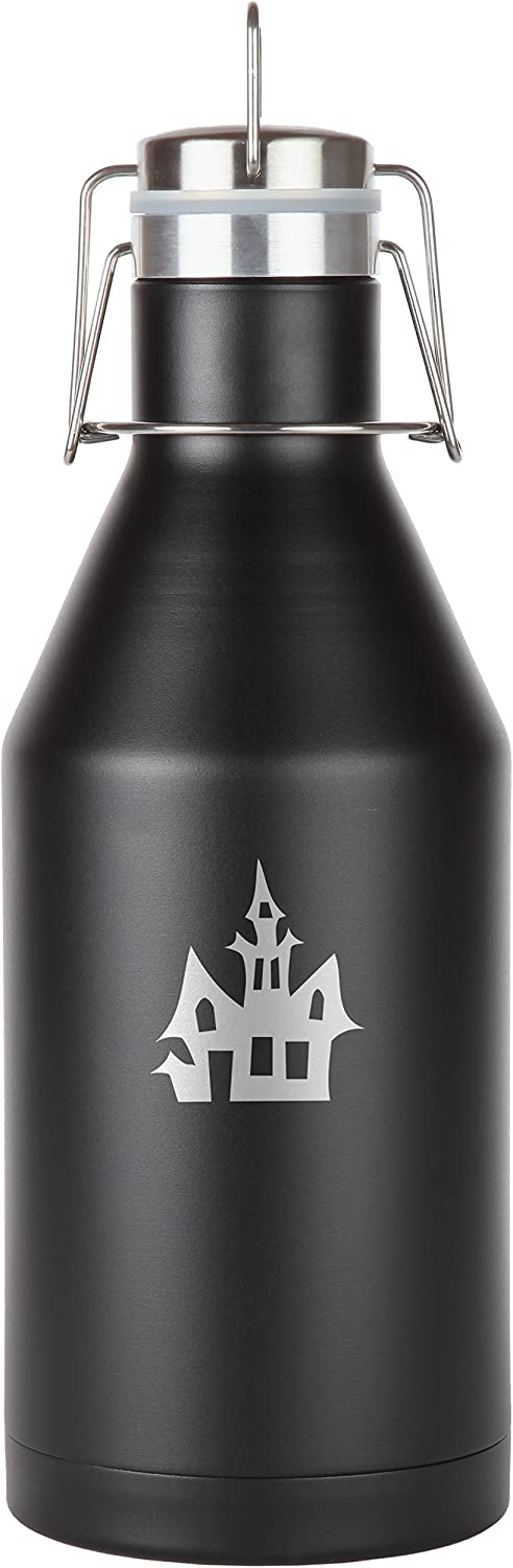 Selling and selling Hauntedhouse Stainless Quality inspection Steel Beer Growler. Vacu Leak 64 Oz Proof