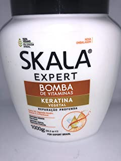 Skala Hair treatment cream keratin (Keratina) 35.2oz