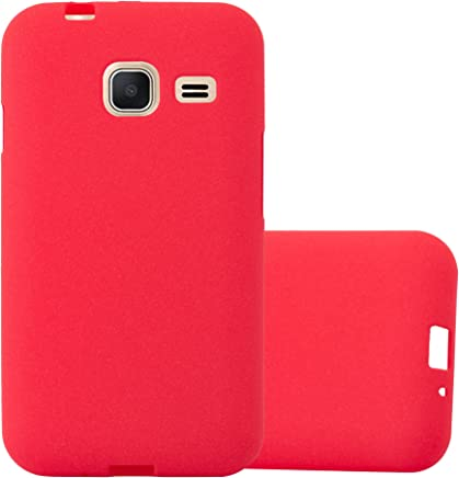 new style 39fdf 234c2 Amazon.ae: back cover for samsung galaxy j1 mini red