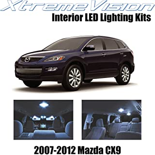 mazda cx 9 interior lighting kit
