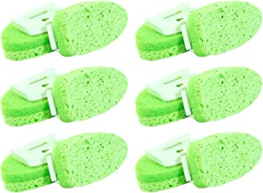 6-Pack Dishwashing Cleaning Sponge Non-Scratch Libman Gentle-Touch Refills (Case-12 Pads) Scrubber