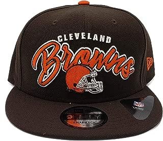 cleveland browns script hat