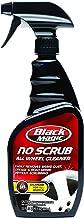 Black Magic BM41023 No No Scrub Wheel Cleaner, 23 Fluid Ounces