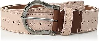 حزام Stacy Adams Richmond 34 مم من الجلد الطبيعي
