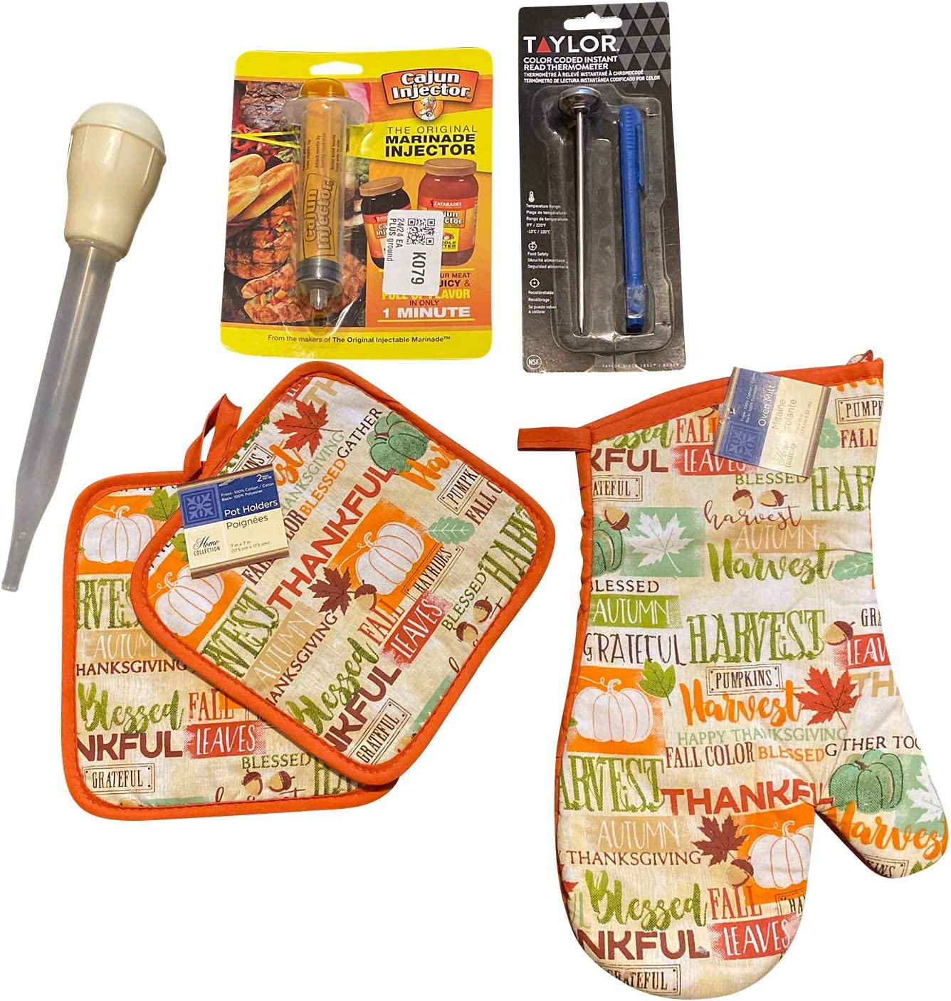 JOTAKE Thanksgiving Kitchen Bundle Turkey Kit with 25% OFF Cooki All stores are sold Basting