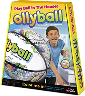 Hedstrom Ollyball The Ultimate Indoor Play Ball