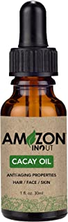 Amazon In out CACAY OIL 30ml/1oz The BEST ANTI-ANGING solution from the most nutrient rich forrest in the world