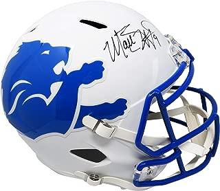 Matthew Stafford Signed Detroit Lions AMP Alternate Series Riddell Full Size Replica Speed Helmet