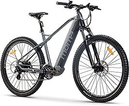 """Moma Bikes Bicicleta Eléctrica E-MTB 29"""", Shimano"""