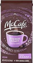McCafe Dark French Roast Ground Coffee (12 oz Bags, Pack of 6)