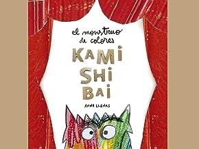 El Monstruo de Colores Kamishibai: Cuento en láminas (Spanish Edition)