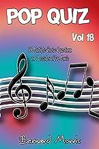 Pop Quiz Vol 18: 100 Multiple-Choice Questions on 7 Decades of Pop Music (Indie, Punk Rock, New Wave, Rap, Grunge, Disco, Country, Soul, Glam Rock, Folk, Brit Pop)