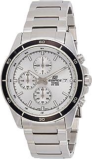 Casio Edifice Chronograph White Dial Men's Watch - EFR-526D-7AVUDF (EX095)