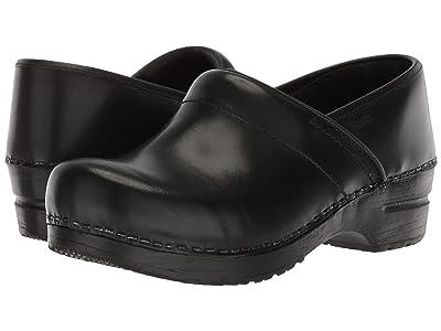 Sanita Professional Cabrio (Black Brush Off Leather) Women