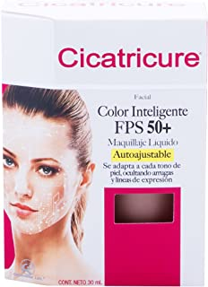 Cicatricure Maquillaje Color Inteligente Autoajustable FPS 50+