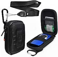 Compact Digital Camera Case Compatible for Canon ELPH 180 360 PowerShot G9X G9X Mark II SX620 HS, Sony DSC-W800 W830, Nikon COOLPIX A10 S6800