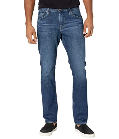 AG Adriano Goldschmied Everett Slim Straight Leg Jeans in Midlands (Midlands) Men