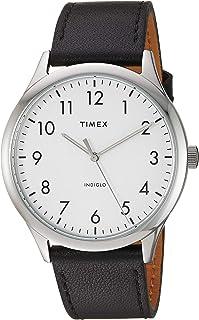 ساعت مچی ساده و ساده Reader مردانه Timex 40 میلی متر