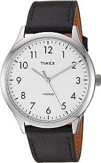 Men's Modern Easy Reader 40mm Watch