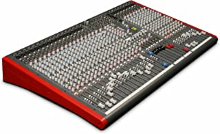 Allen & Heath ZED-428 24 Mic/Line, 4 Bus, Live Sound Mixer with USB Interface
