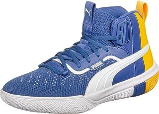 : Bleu Basket ball Chaussures de sport