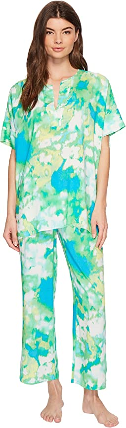 N by Natori - Watercolor PJ Set