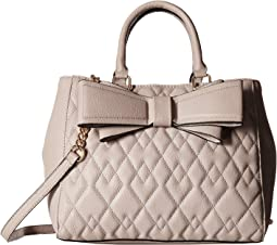 Quilted Satchel