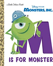 Best m is for monster book Reviews