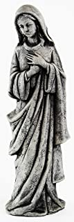 Madonna Statue Virgin Mary Home and Garden Statues Concrete Religious Figures