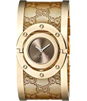 Gucci - Twirl 23.5mm Bangle Watch-YA112434