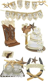Jolee's Boutique 0015586833775 Western Wedding LG15 50-50926, Other