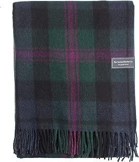 The Tartan Blanket Co. Recycled Wool Blanket Baird Tartan (59