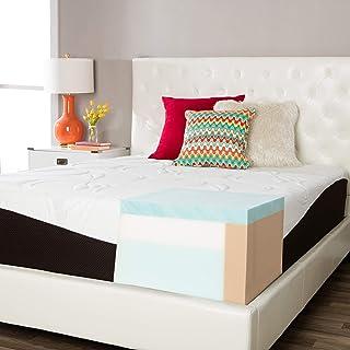 Simmons Beautyrest ComforPedic from Beautyrest Choose Your Comfort 14-inch Gel Memory Foam Mattress Firm