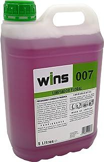 wins Limpiador fregasuelos Neutro Floral 5 litros