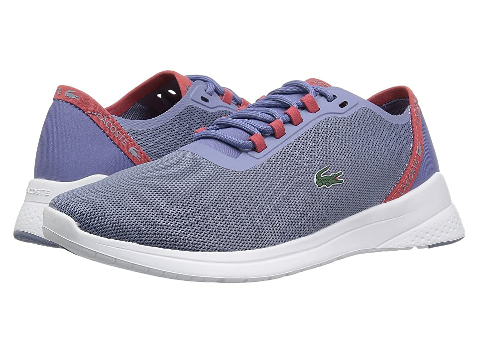Lacoste LT Fit 118 3 (Purple/Red) Women