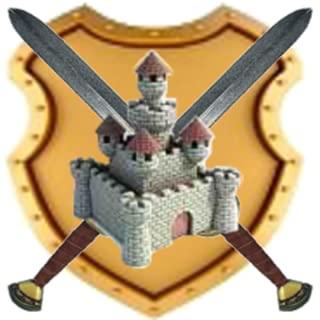 Castle assault. RTS. ETR.