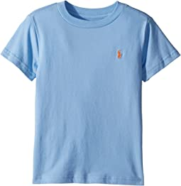 Polo Ralph Lauren Kids Cotton Jersey Crew Neck T-Shirt (Toddler)