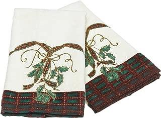 Lenox Fingertip Towel Set, Holiday Nouveau