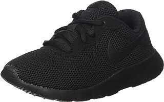 NIKE Kids Tanjun (PS) Running Shoe Black/Black(001) 13.5 Little Kid M