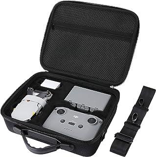 ProCase EVA Draagtas voor DJI Mini 2 / DJI Mini 2 Fly More Combo en Accessoires, Harde Schokbestendige Koffer met Schouder...