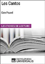 Les Cantos d'Ezra Pound: Les Fiches de Lecture d'Universalis (French Edition)